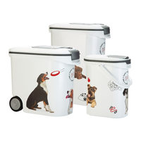 Curver Petlife Food Container for Dogs