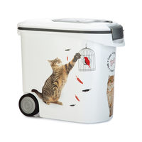 Curver Petlife Futtercontainer Katze