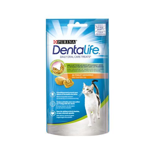 DentaLife Kausnacks Katze Huhn
