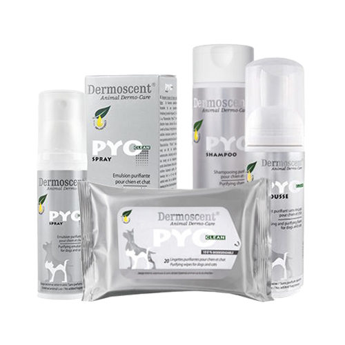 Dermoscent PYOclean Shampoo & Wipes