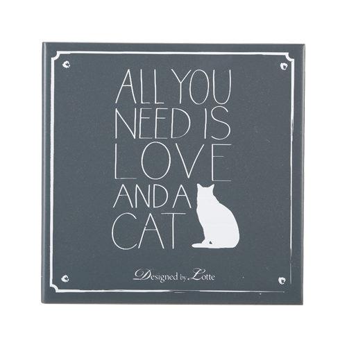 Designed by Lotte Tile - Cat