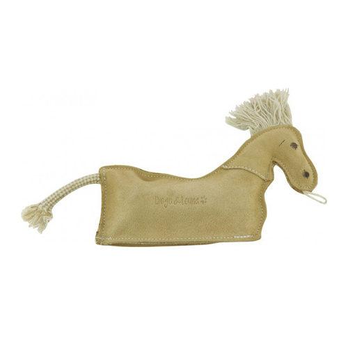Diego & Louna Lederen Paard