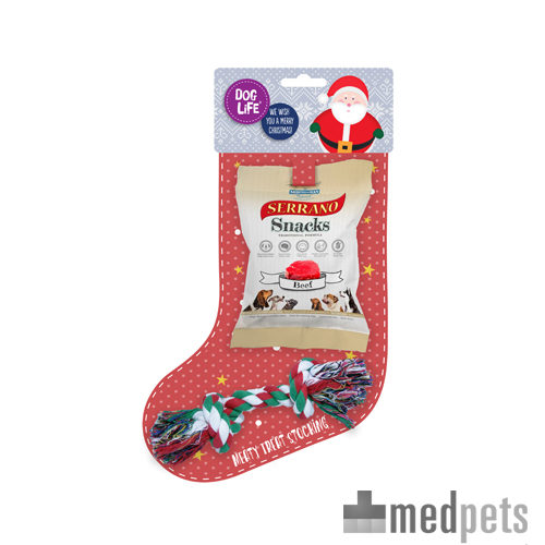 Product afbeelding van Dog Life Meaty Treat Stocking