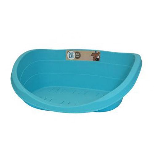 Dog Life Plastic Bed - Hundekorb aus Kunststoff
