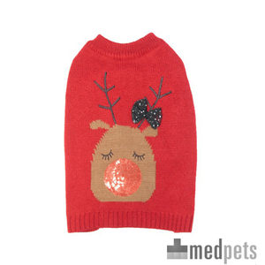 Product afbeelding van Doglife Christmas Jumpers on the Glitz