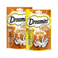 Dreamies Snack Extra Crunch
