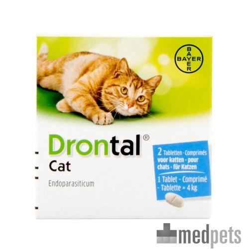 Image du produit Drontal Vermifuge pour Chat