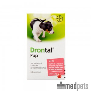 Produktbild von Drontal Pup (Welpen)