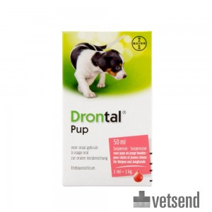 Drontal Wormer For Dogs The Same As Cats