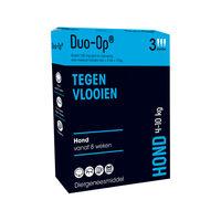 Duo-Op Tegen Vlooien Hond 4-10 kg