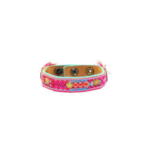 DWAM Armband Rosa