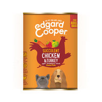 Edgard & Cooper Adult - Huhn & Truthahn - in der Dose