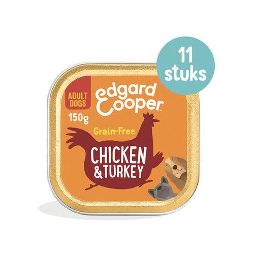 Edgard & Cooper Adult - Kip & Kalkoen - Kuipje