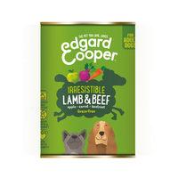 Edgard & Cooper Adult - Lamm & Rind - in der Dose