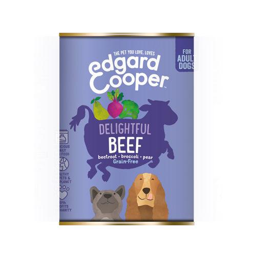 Edgard & Cooper Adult - Rindfleisch - in der Dose
