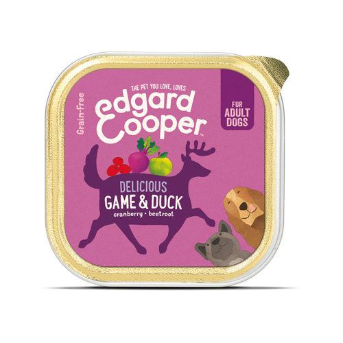 Edgard & Cooper Adult - Wild & Ente - Schälchen