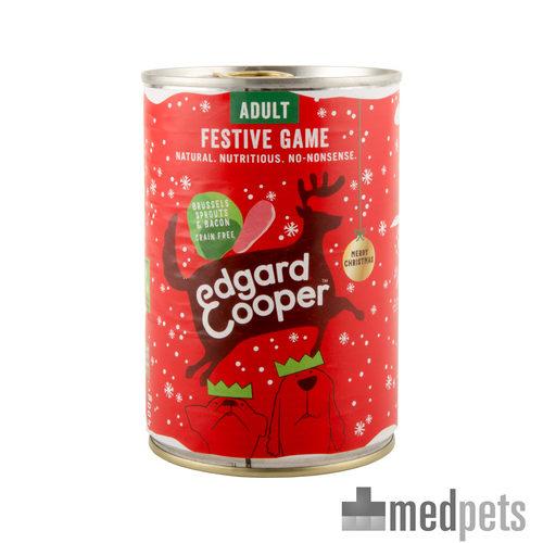 Product afbeelding van Edgard & Cooper Adult Dog Kerst