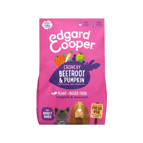 Edgard & Cooper Adult Plant Based Hondenvoer - Rode Biet & Pompoen