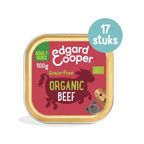 Edgard & Cooper Biologisch Adult - Rund - Kuipje