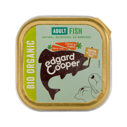 Edgard & Cooper Bio Adult Dog Fisch