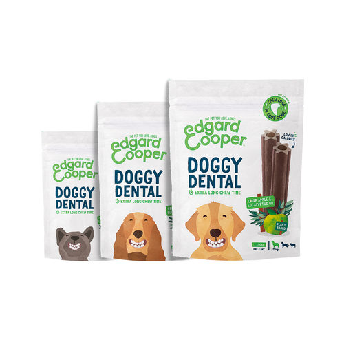 Edgard & Cooper Doggy Dental - Appel & Eucalyptus