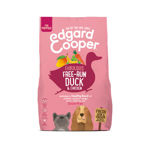 Edgard & Cooper Puppy - Ente & Huhn