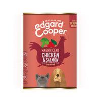 Edgard & Cooper Senior - Huhn & Lachs - Dosen