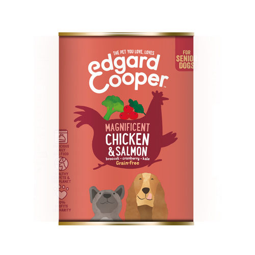 Edgard & Cooper Senior - Kip & Zalm - Blik