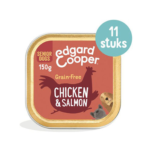 Edgard & Cooper Senior - Kip & Zalm - Kuipje