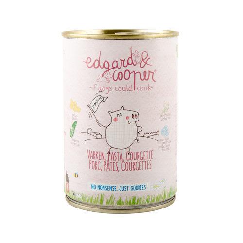 Edgard & Cooper Schwein, Nudeln, Zucchini