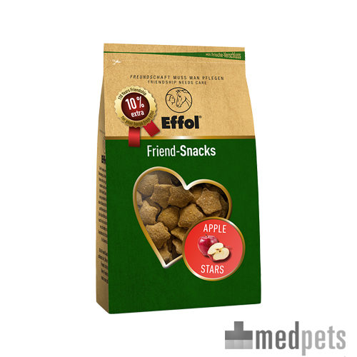 Product afbeelding van Effol Friend-Snacks Appel Stars