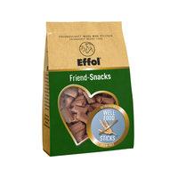 Effol Friend Snacks – gesunde Pferdeleckerli