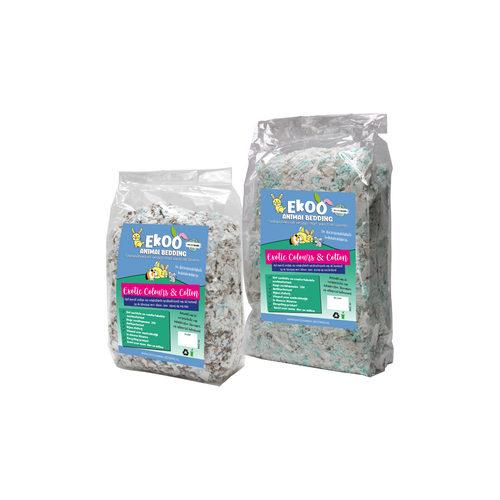 Ekoo Exotic Colours & Cotton