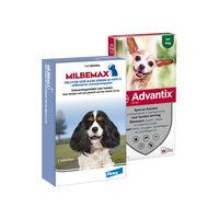 Elanco Preventiepakket Hond 1,5 - 4 kg