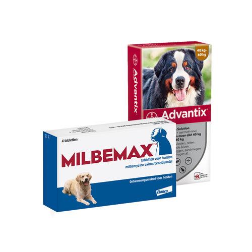 Elanco Preventiepakket Hond 40 - 50 kg
