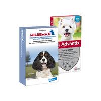 Elanco Preventiepakket Hond 4 - 5 kg