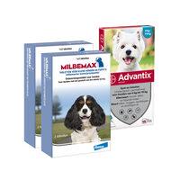 Elanco Preventiepakket Hond 5 - 10 kg