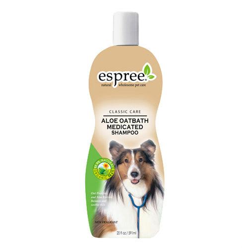 Espree Oatbath Aloe Vera Medicated Shampoo