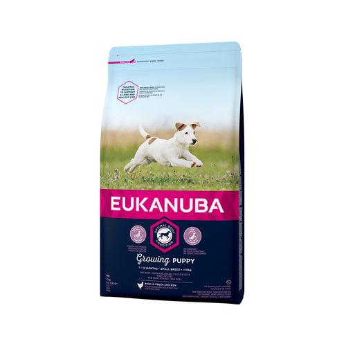 Eukanuba Dog - Growing Puppy - Small Breed