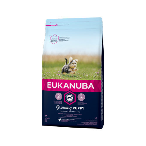 Eukanuba Dog - Growing Puppy - Toy Breed