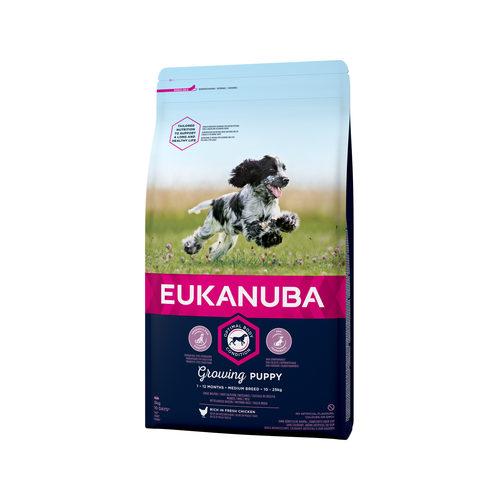 Eukanuba Dog - Puppy - Medium Breed