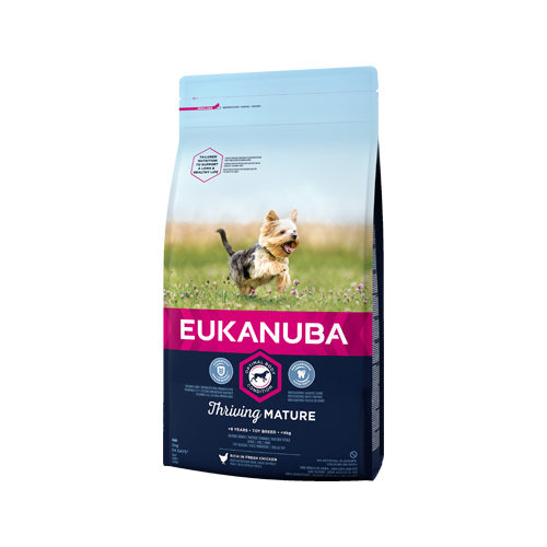 Eukanuba Dog - Thriving Mature - Toy Breed