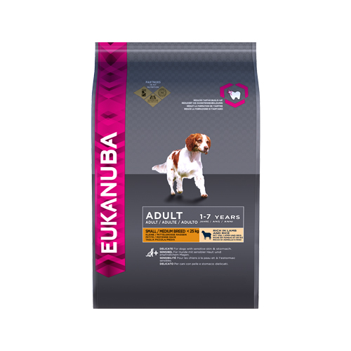 Eukanuba Dog – Adult – Small & Medium Breed