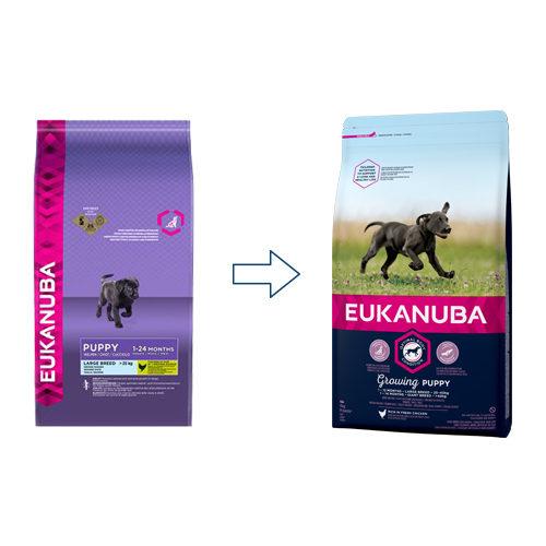 Eukanuba Dog – Growing Puppy – Large Breed