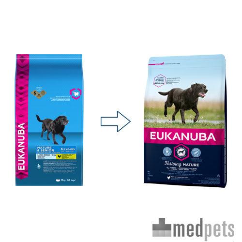Eukanuba Dog Mature Amp Senior Large Breed