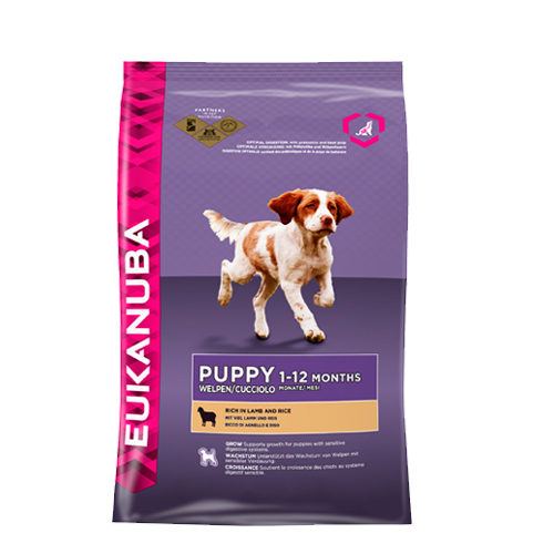 Eukanuba Dog – Puppy – Small & Medium Breed