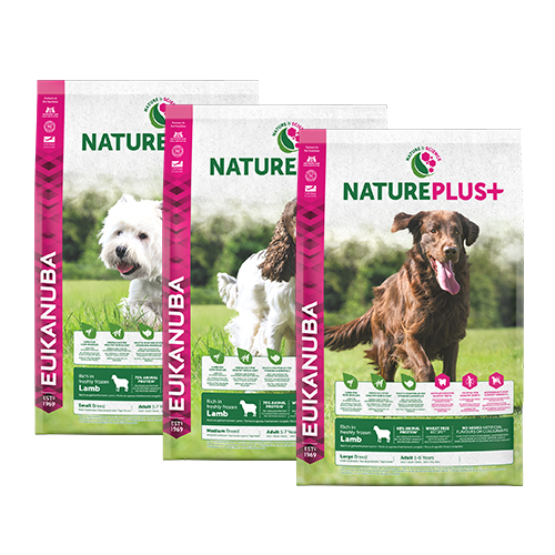 Eukanuba Nature Plus - Adult - Lamb