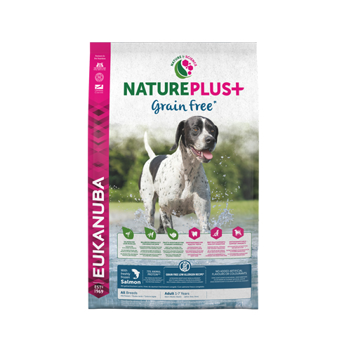 Eukanuba Nature Plus Grain Free - Adult