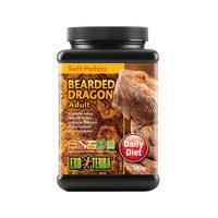 Exo Terra Bearded Dragon Adult Soft Pellets