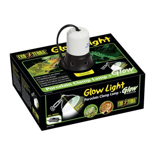 Exo Terra Lampe à Pince avec Réflecteur Lumineux